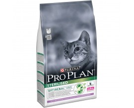 Сухой корм для стерилизованных кошек Purina Pro Plan Sterilised Cat Turkey