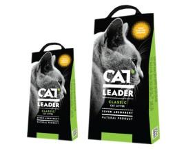 Наполнитель в кошачий туалет Cat Leader Wild Nature (супер)