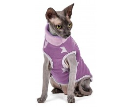 Свитер для кошек Pet Fashion ТОМАС сиреневый