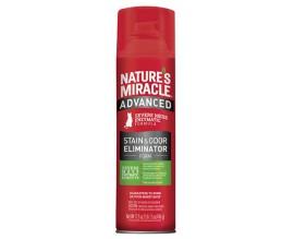 Уничтожитель пятен и запахов от кошек Nature`s Miracle 8in1 518 ml (680142/6947)