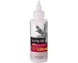 Ушные капли для кошек Nutri-Vet Ear Cleanse, 118 мл