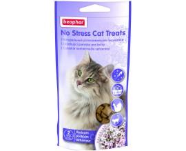 Успокаивающие подушечки для кошек Beaphar No Stress Cat Treats, 35 гр