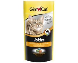 Витамины для аппетита и обмена веществ кошек Gimborn GimCat Jokies
