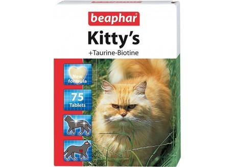 Витамины для кошек Beaphar Kitty's Taurin-Biotin