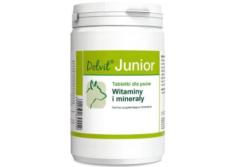 Витамины для щенков Dolfos Dolvit Junior, 90 табл