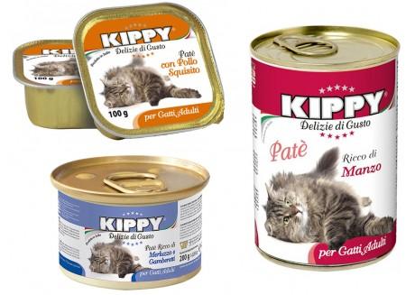 Влажный корм для кошек KIPPY Cat