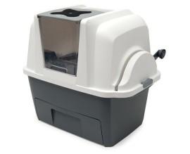 Закрытый туалет для кошек Hagen Catit Smart Sift (50685)