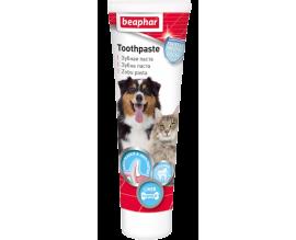 Зубная паста для собак и кошек со вкусом печени Beaphar