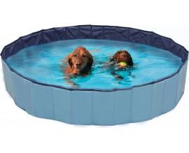 Бассейн для собак CROCI EXPLORER, надувной, 120 х 30 см (C6020824)
