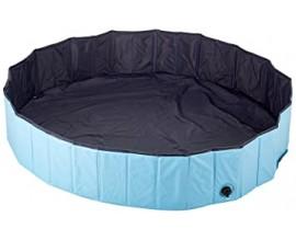 Бассейн для собак CROCI EXPLORER, надувной, 160 х 30 см (C6020823)