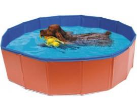 Бассейн для собак CROCI PISCINA, каркасный 120 х 30 см (C6020129)