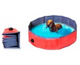 Бассейн для собак CROCI PISCINA, каркасный 80 х 20 см (C6020128)