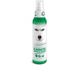 Биоэнзимное средство для удаления пятен и запаха собак Capsull Neutralizor