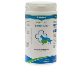 Биотин для кошек и собак Canina Petvital Biotin-Tabs 100 гр (702008 AD)