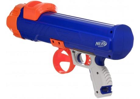 Бластер для метания мячей собакам Hagen Nerf Blaster