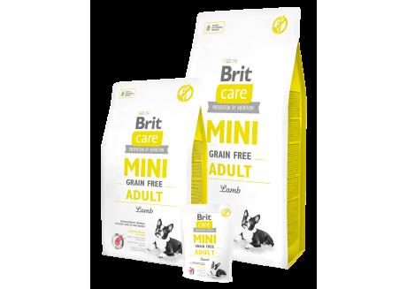 Brit Care GF Mini Adult Lamb (д/собак малых пород) ягненок