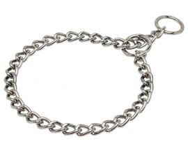 Цепочка-ошейник для собак Sprenger круглое звено, хромированная сталь