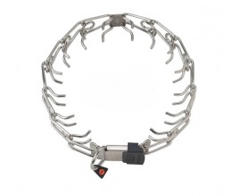 Cтрогий ошейник Sprenger ULTRA-PLUS ClicLock нержавеющая сталь