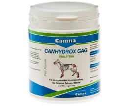 Добавка для костей и зубов собак Canina Canhydrox GAG Forte