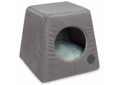 Дом-лежак для кошек и собак Pet Fashion TUTTI (36*36*34) (PR241785)