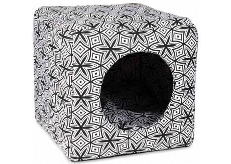 Дом-лежак Фантазия для собак и кошек, 40*40*37 (PR240893)