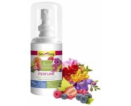 Духи для собак GimDog Natural Solutions, нотки цветов и фруктов, 50 мл (G-2.504834)