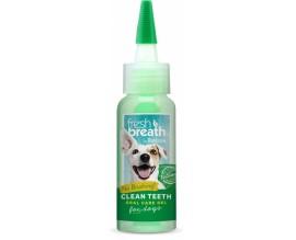 Гель для чистки зубов собак TropiClean Fresh Breath 59 мл