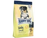 Happy Dog Baby Lamb & Rice – корм для щенков крупных и средних пород