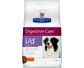 Лечебный корм для собак Hill's Prescription Diet Canine I/D Low Fat