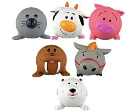 Игрушка для собак Trixie зверушки латекс (35283)