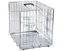 Клетка для собак Karlie-Flamingo Wire Cage двухдверная