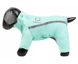 Комбинезон зимний для собак Collar, ментоловый