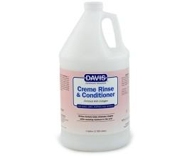 Ополаскиватель и кондиционер с коллагеном для собак, котов Davis Creme Rinse and Conditioner
