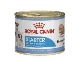 Консервы для щенков Royal Canin STARTER MOUSSE, 195 гр