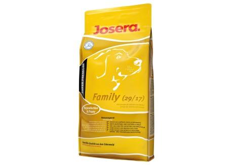 Корм для щенков всех пород Josera Dog Family 15 кг
