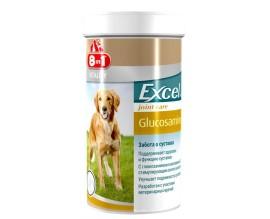 Кормовая добавка для собак с глюкозамином 8in1 Excel GLUCOSAMINE