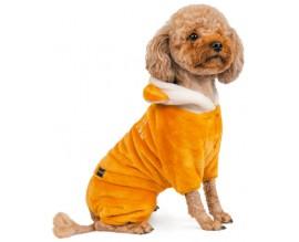 Костюм для собак Pet Fashion ALF горчица