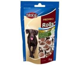 Лакомство для собак Trixie Premio Chicken and Pollock Rolls курица/лосось, 75 гр (31535)