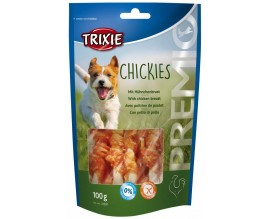 Лакомство для собак Trixie Premio Chickies с кальцием, 100 гр (31591)