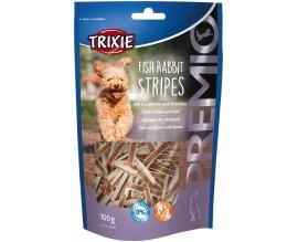Лакомство для собак Trixie Premio Fish Rabbit Stripes кролик/рыба, 100 гр (31547)