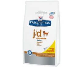 Лечебный корм для собак Hill's Prescription Diet Canine J/D