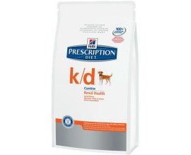 Лечебный корм для собак Hill's Prescription Diet Canine K/D