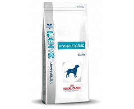 Лечебный сухой корм для собак Royal Canin HYPOALLERGENIC CANINE