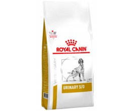 Лечебный сухой корм для собак Royal Canin URINARY S/O DOG