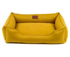 Лежак для собак и кошек Harley and Cho Dreamer Mustard