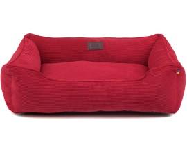 Лежак для собак и кошек Harley and Cho Dreamer Red Velvet