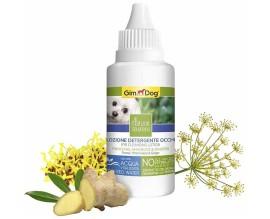 Лосьон для очистки глаз собак GimDog Natural Solutions, 50 мл