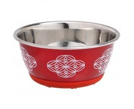 Миска для собак и кошек Karlie-Flamingo Bowl Selecta Red