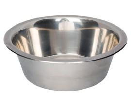 Миска металлическая для собак и кошек Trixie