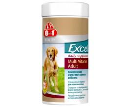 Мультивитаминый комплекс для взрослых собак 8in1 Vitality Adult Multi Vitamin (660435 /108665)